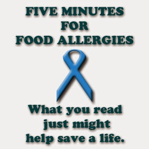 Five Minutes for Food Allergies
