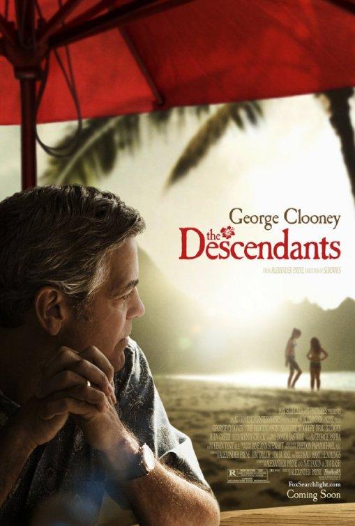 Xem phim Những Người Thừa Kế - The Descendants 2011