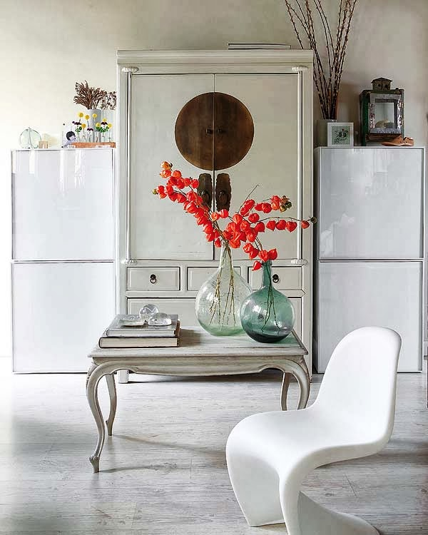 Hometrotter home style blog casa arredamento design for Casa da vivere
