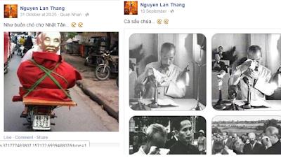 Nguyễn Lân Thắng xúc phạm Bác Hồ khiến dân mạng sôi sục