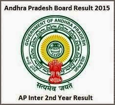 ap inter 2nd year result 2015