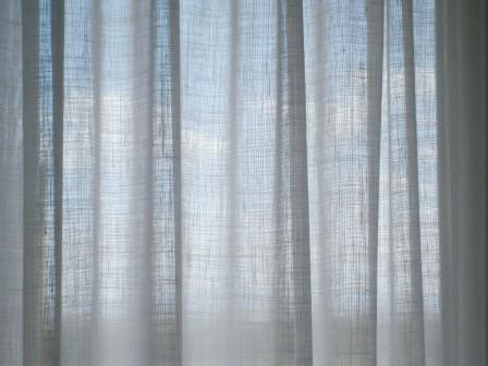 Visillos decorar tu casa es - Visillos cocina confeccionados ...