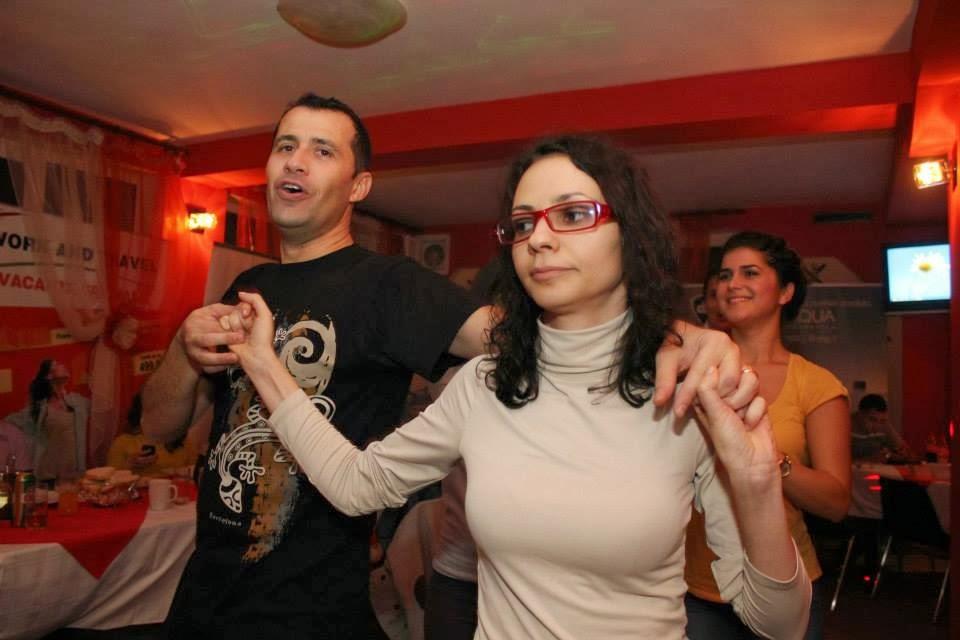 cu Cretzulina la Brasoveanca