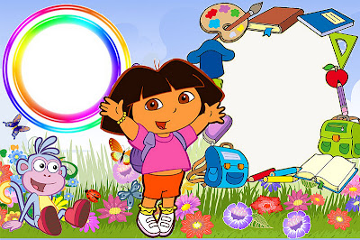 Dora the Explorer: Invitations and Free Party Printables. | Oh My Fiesta! in english