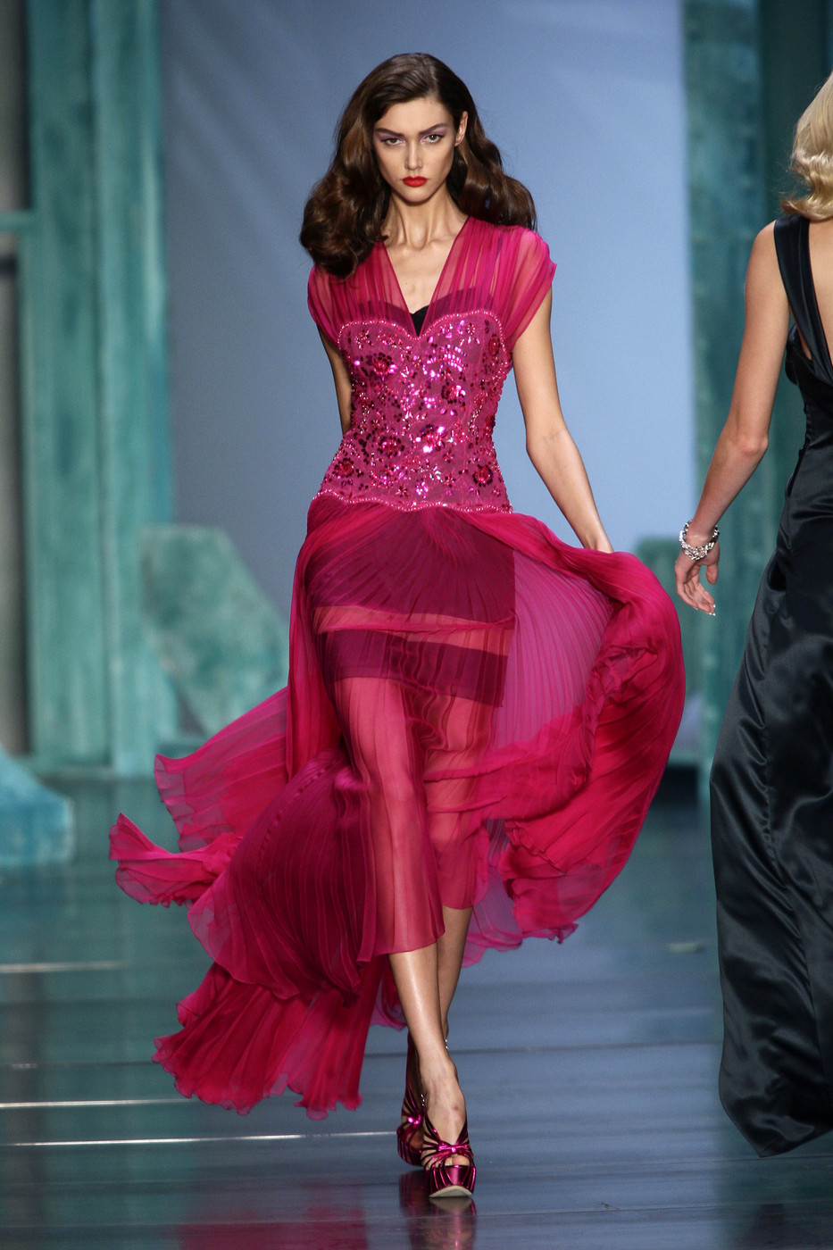 via fashioned by love | John Galliano Christian Dior RTW Spring 2010