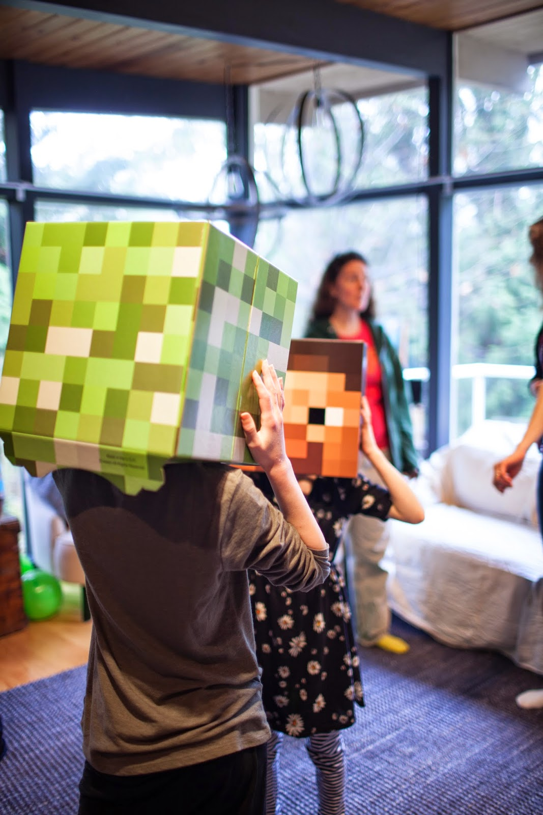 Epic Minecraft Party