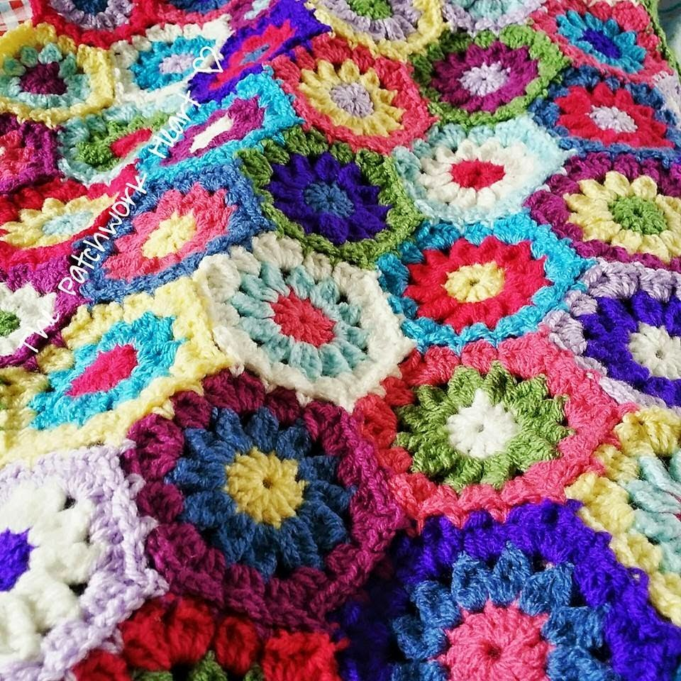how to join wool in crochet
