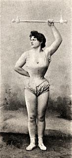 Circus Strongwomen