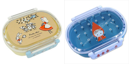 cute lunch boxes from my sweet muffin