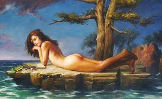 Pintor Italiano de Desnudos