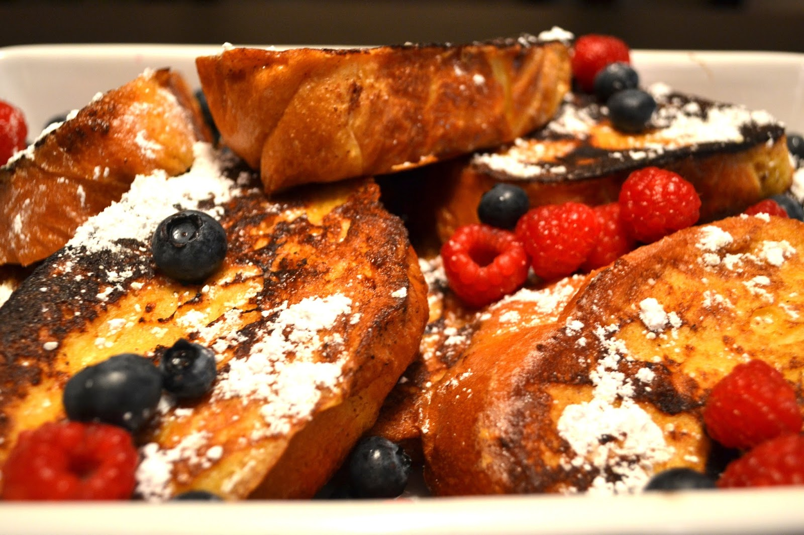 The No Pressure Cooker: Challah French Toast
