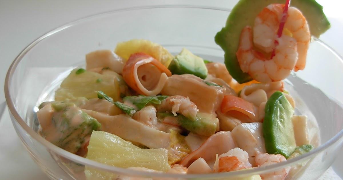 El ajoblanco cocina de m laga y m s c ctel de marisco a for Mi cocina malaga