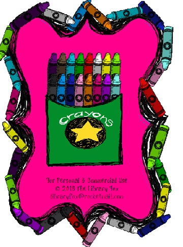 http://www.teacherspayteachers.com/Product/Cute-Crayon-Doodles-Clip-Art-Set-617903