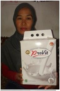 Distributor Resmi Susu ProVit SNS 21