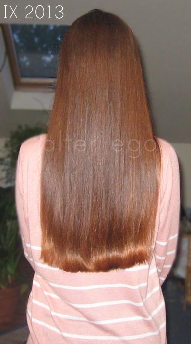 Aktualizacja włosów: wrzesień