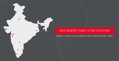 OnePlus Customer Service Centres in India