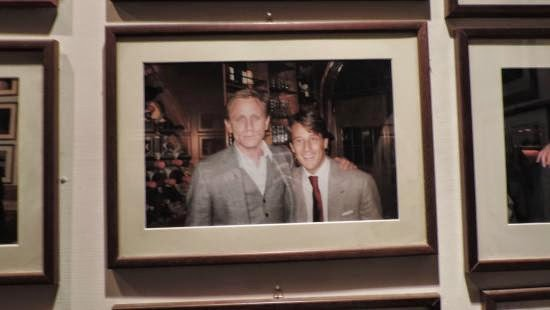 imagen de Foto de Daniel Craig en Restaurante Antica Pesa, Roma