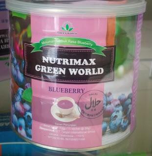 green world nutrimax green world depok