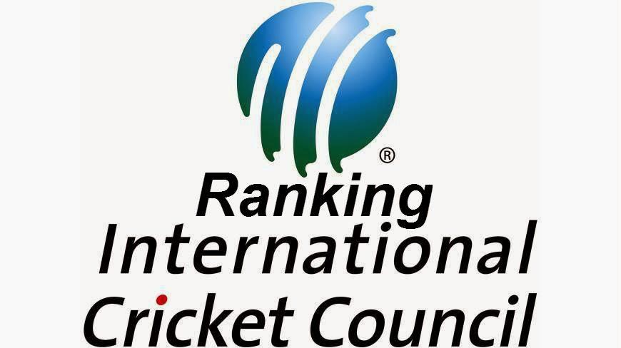 Fresh ODI rankings announced by ICC
