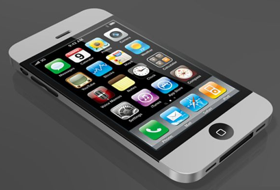 iPhone 5 to Start Production by Next September?