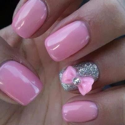 imagen de uñas decoradas