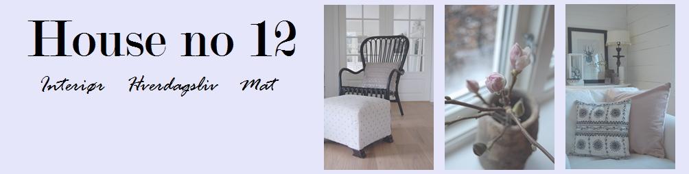 HOUSE NR 12