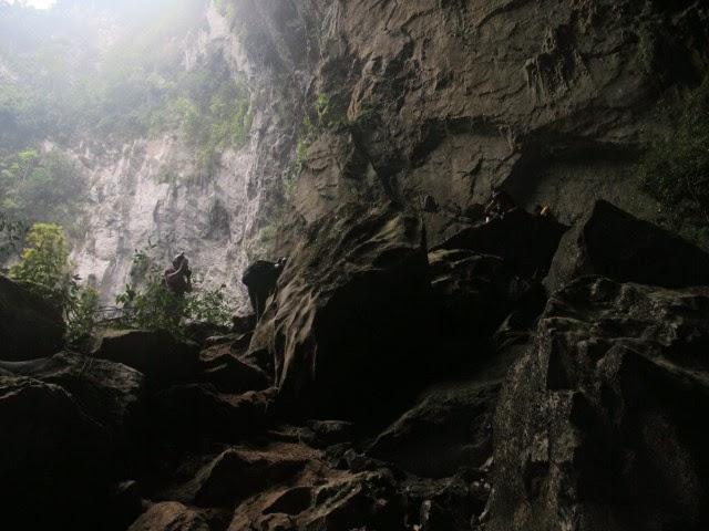 trekking Son Doong 8