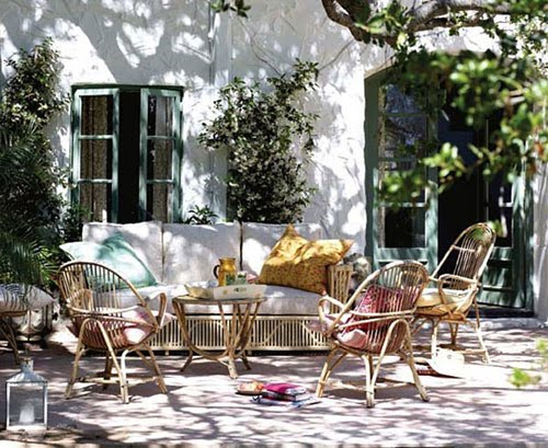 Beautiful Outdoor Spaces oliveaux: beautiful outdoor spaces