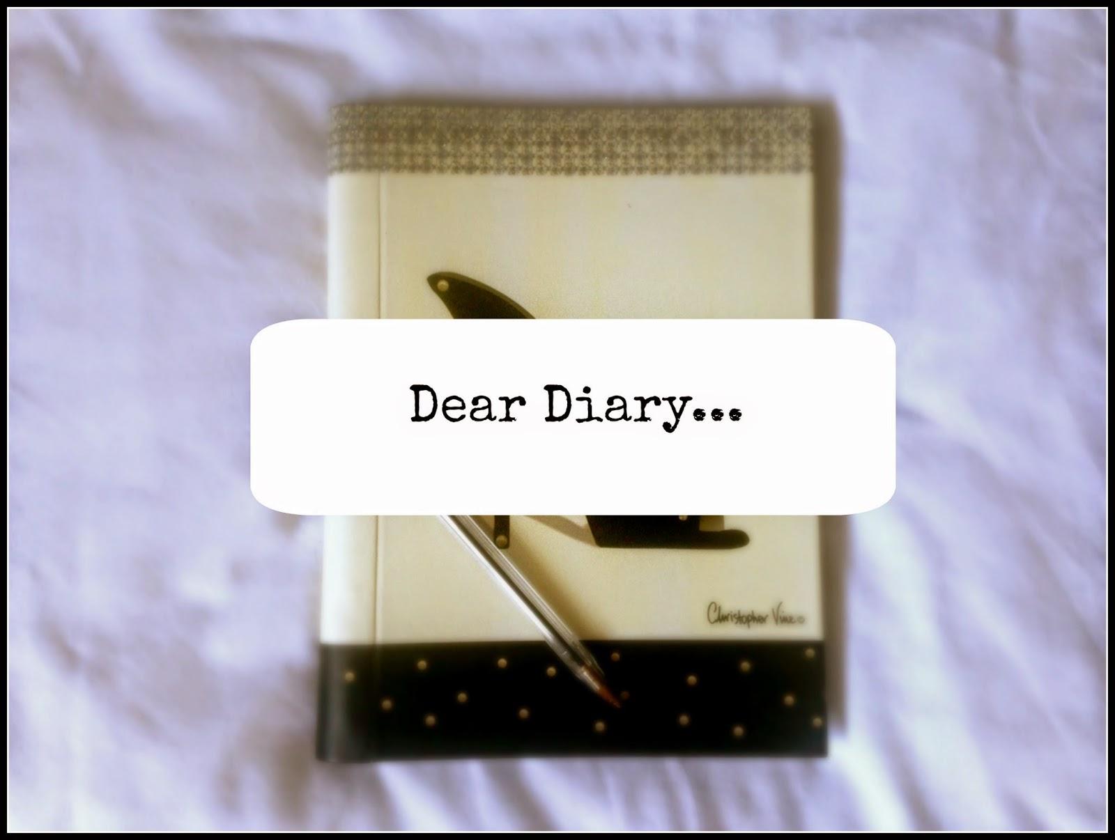 Dear Diary #3