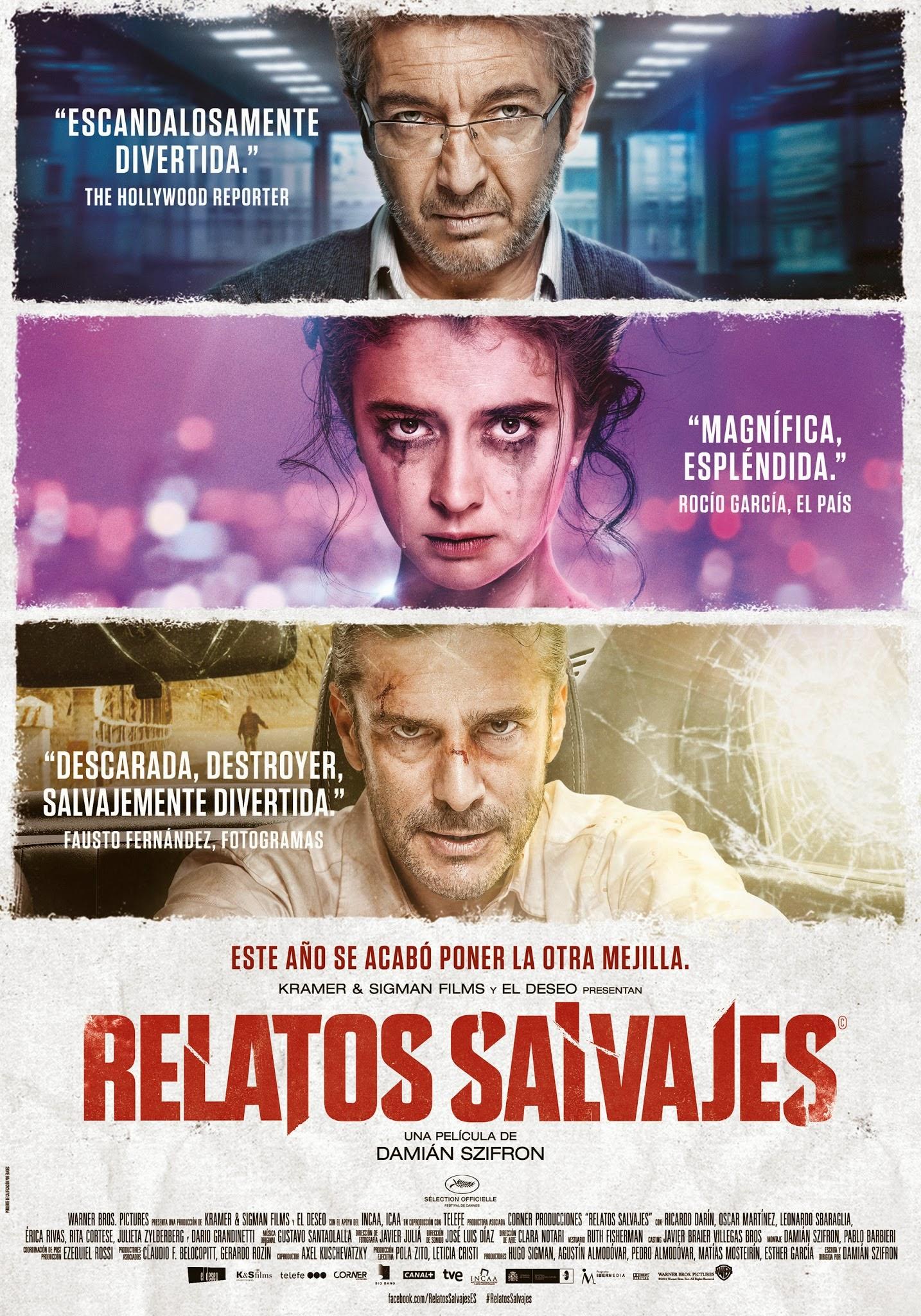 Relatos Salvajes review