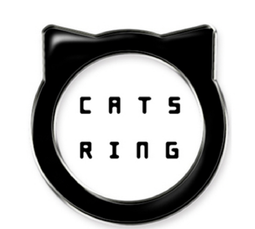 Oddlee Cats Ring / Cat's Ear