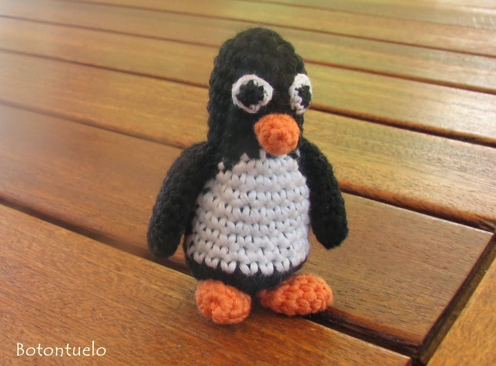 pinguinoamigurumi