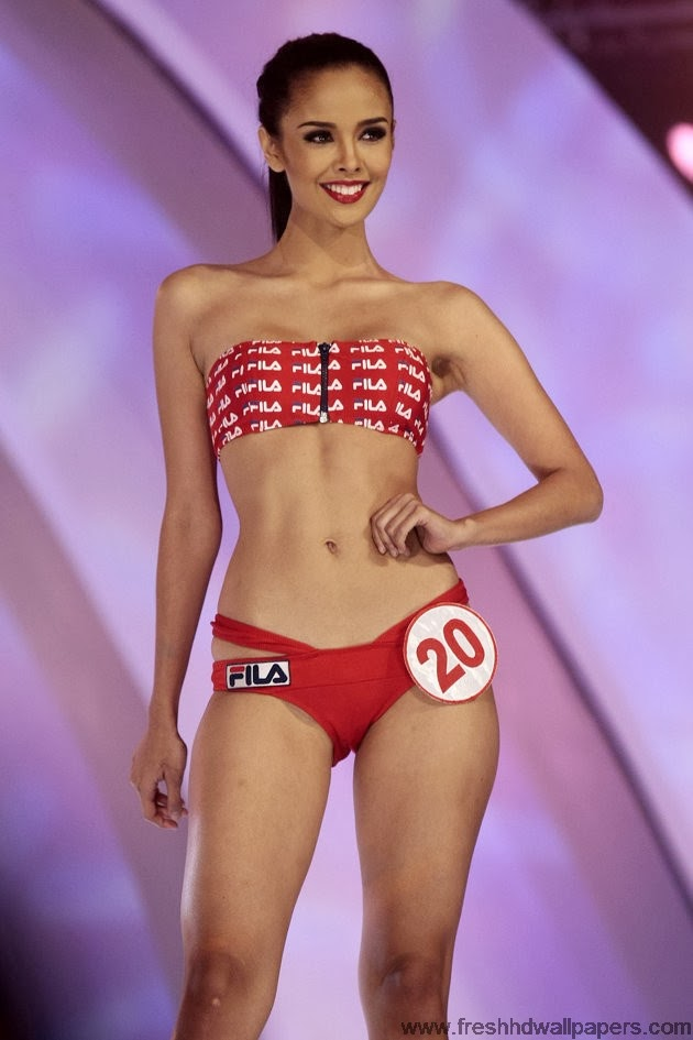 Megan Young In Miss World 2013 Competition