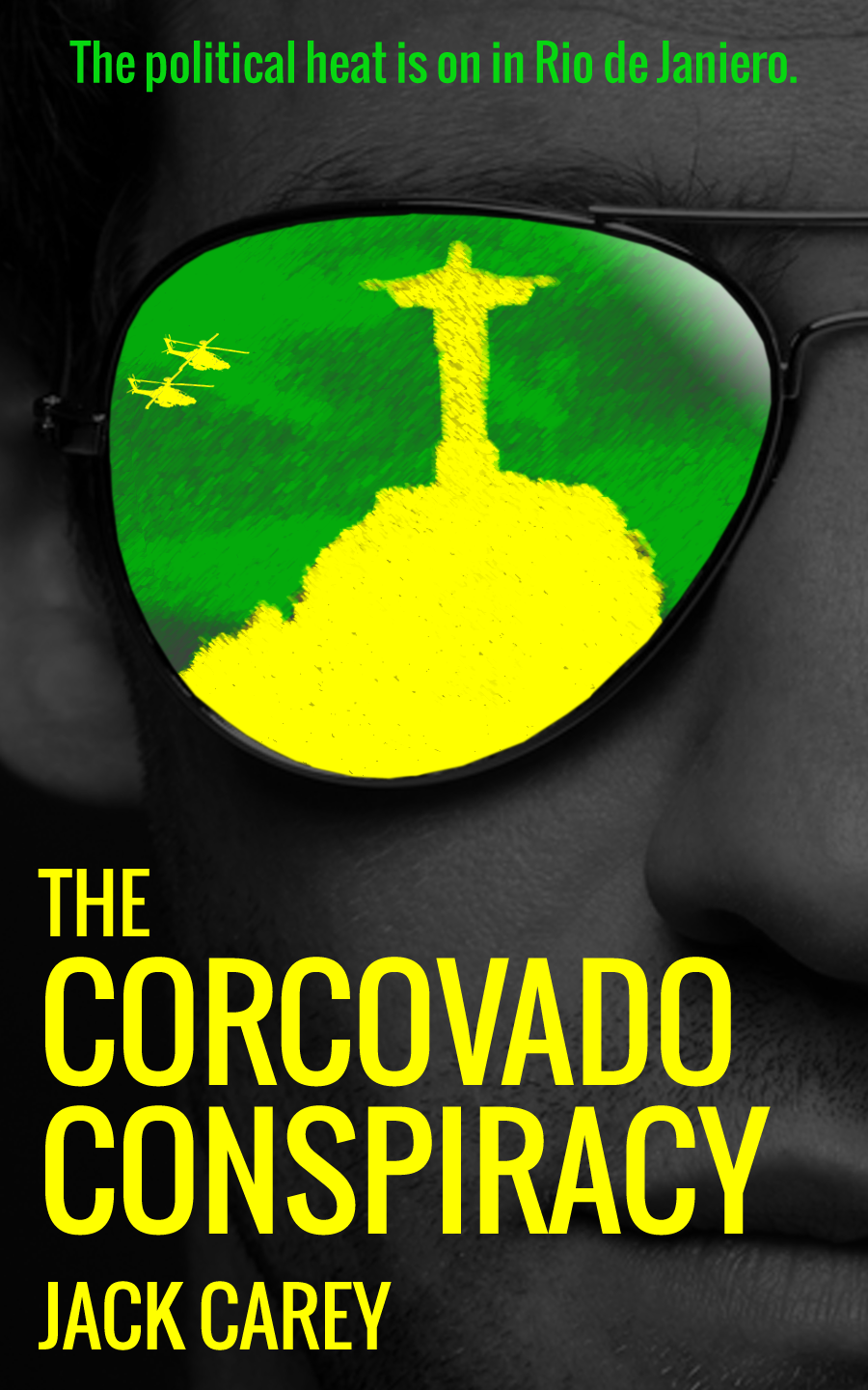 Brazilian political thriller!