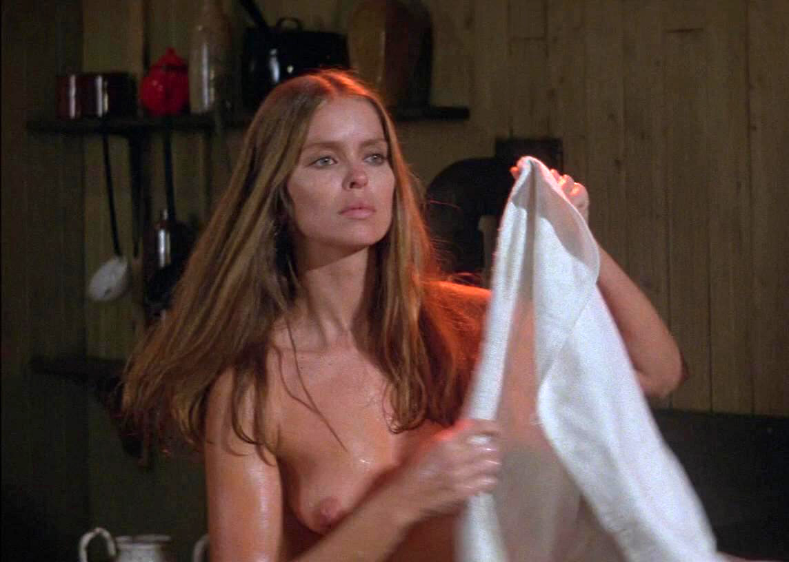 How paraphrase? Barbara bach nude naked