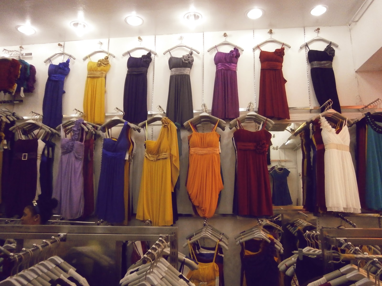 Divisoria Cocktail Dresses with Sleeves