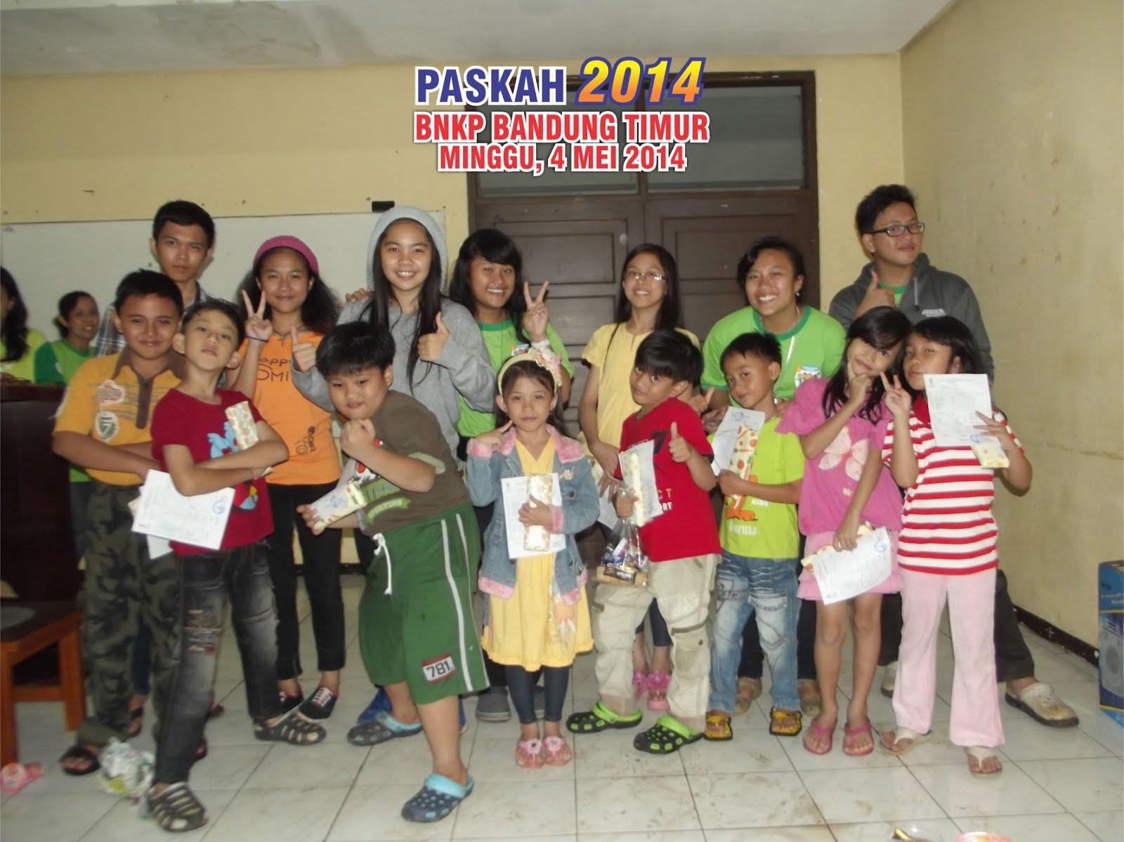 Perayaan Paskah 2014