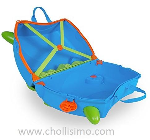 Equipaje infantil barato, maleta niño barata