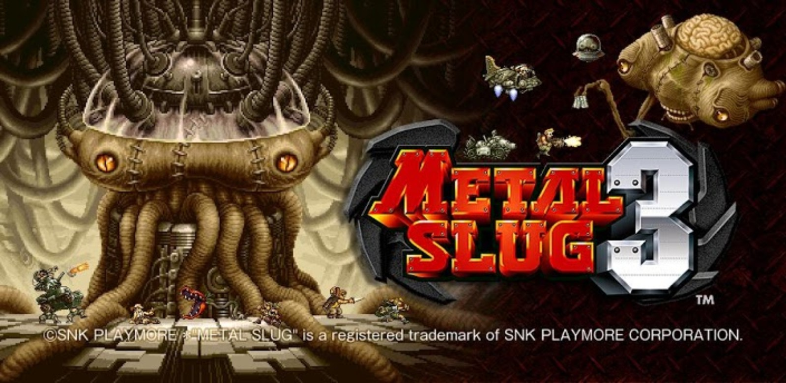 Metal Slug HD & Widescreen Wallpaper 0.95548888415555