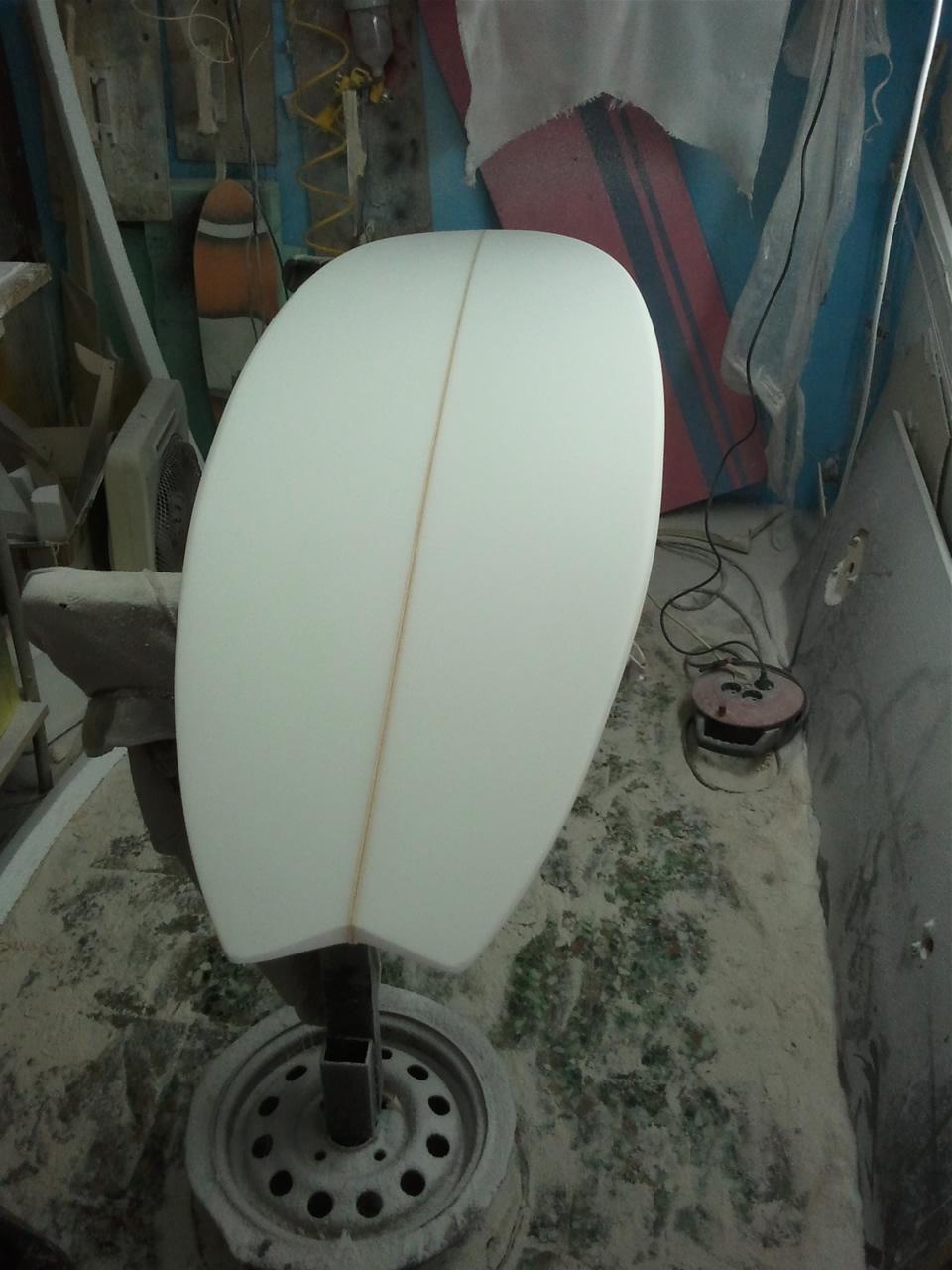 SUACHI Surfboards: una RNF 6´0´´ muy RASTA!!!