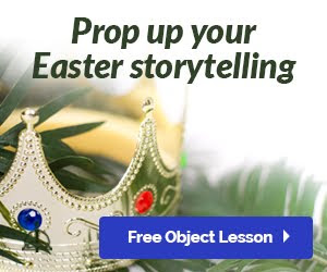 Free Easter Object Lesson