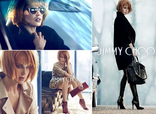 Nicole Kidman, Jimmy Choo 2014