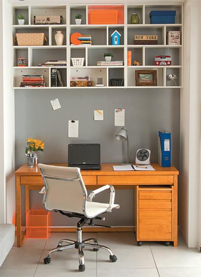 Home Office Sala De Tv ~  com três funções homeoffice, quarto de hóspedes e sala de TV