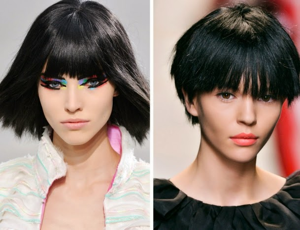 Fashionstreet Fringes The Hairstyle In Trend