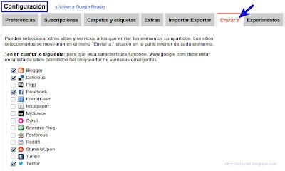 google-reader-configuracion-enviar-a