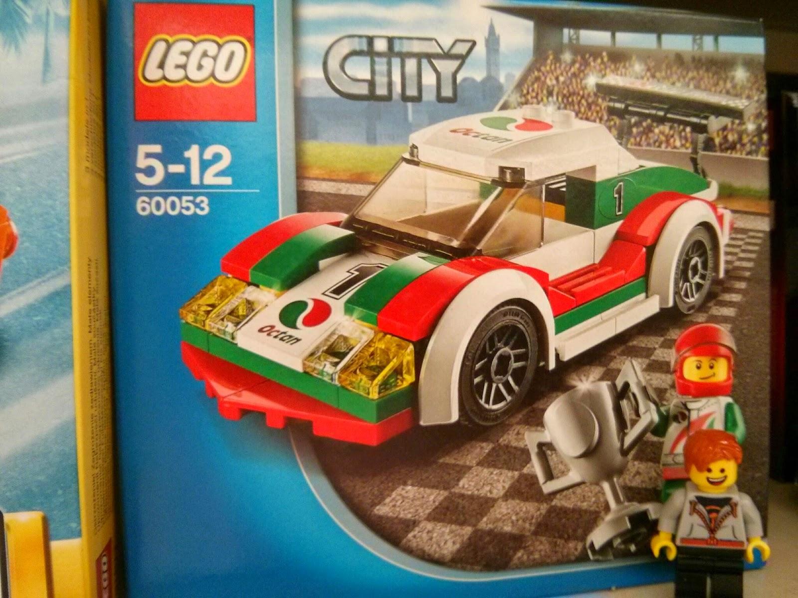 Kyle Emmett and a LEGO City Car