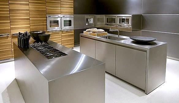 Laminas de acero inoxidable para cocinas dise os - Laminas de acero inoxidable para cocinas ...
