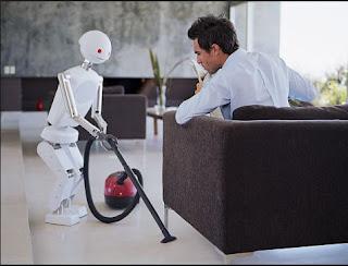 BBC robots for human