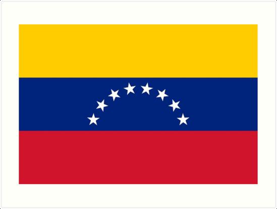 VENEZUELA #8