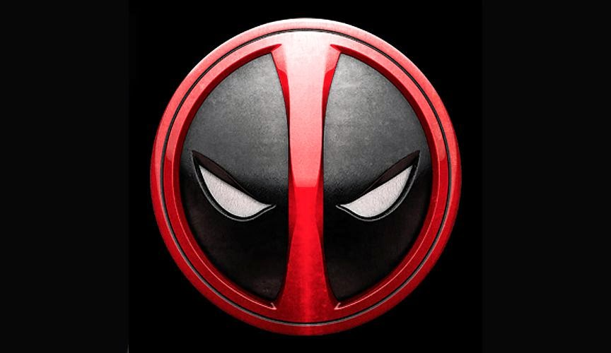 Deadpool First Look: Deadpool Logo